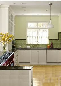 7 best sage green kitchen images on pinterest With best brand of paint for kitchen cabinets with abstract glass wall art