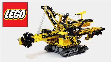 lego technic 42055 lego technic wheel excavator not a 42055 set