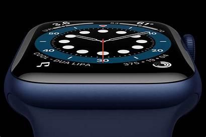 Apple Vs Colors Sensors Wrist Gen Won