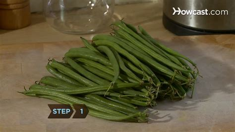 can you freeze green beans how to freeze green beans youtube