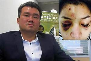 Real estate tycoon beat up actress at restaurant