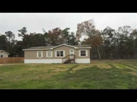 houston area foreclosure manufactured home youtube