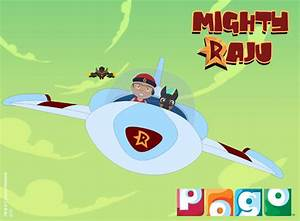 Green Gold's 'MIGHTY RAJU' to premiere on POGO ...