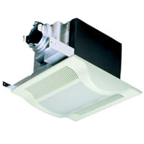 Panasonic Whisperlite Bathroom Fan by Panasonic Fv 07vql3 Ventilation Fan And Light 70 Cfm