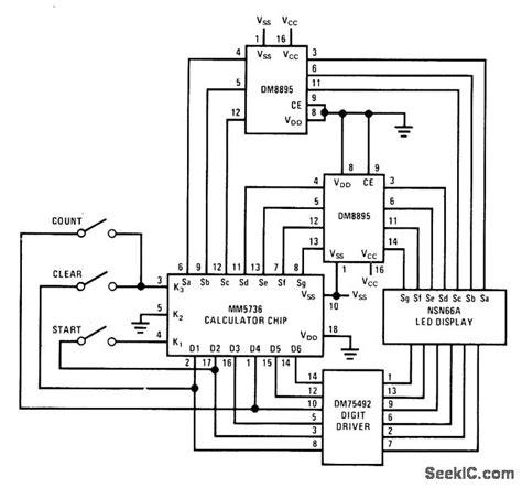 Large Led Display Light Circuit