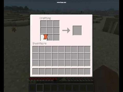 comment faire une cuisine dans minecraft faire une armure en cuir dans minecraft