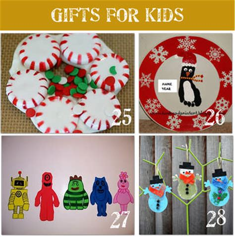 28 homemade christmas gift ideas for kids tip junkie