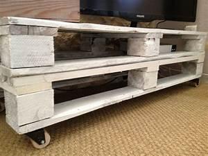 Acheter Palette Bois : cr arion de int rieur zinc meuble tv fabriqu avec des ~ Melissatoandfro.com Idées de Décoration