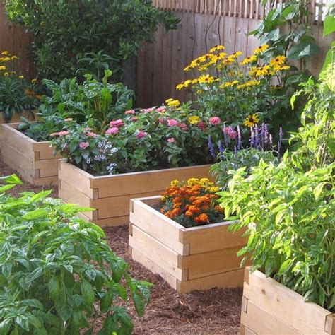 Gartenbeete Ideen by Cedar Raised Garden Beds Eartheasy
