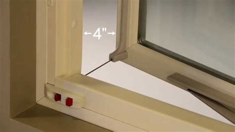 infinity window opening control devices wocd youtube
