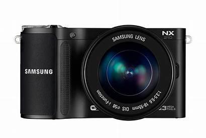 Samsung Nx210 Camera Digital Lens Cameras Smart