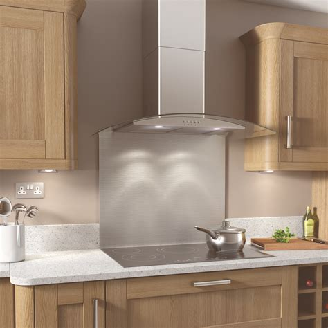 wall panels for kitchen backsplash kitchenplus curve stainless steel cooker stax trade
