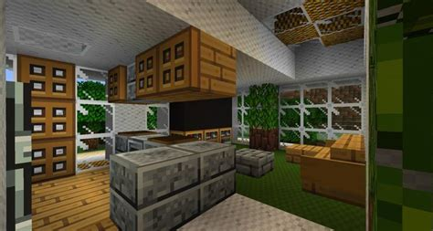 Minecraft Interior Design Kitchen by Minecraft Kitchen Interior Design Ideas 1 Minecraft