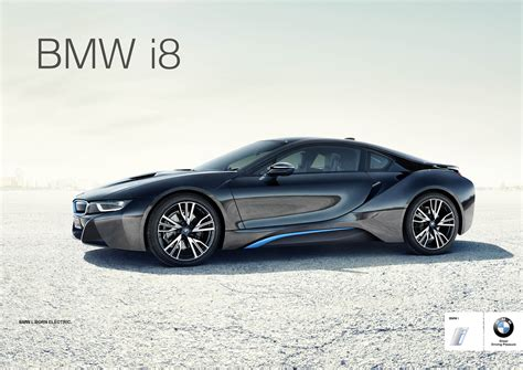 Car Bmw by Bmw I8 Launch Caign