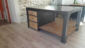 Meuble Industriel But : meuble industriel but source d inspiration relooker meuble ~ Teatrodelosmanantiales.com Idées de Décoration