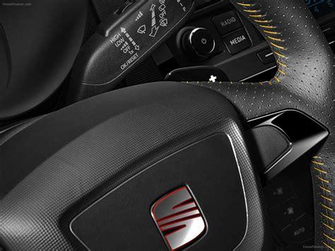 Seat Ibiza Cupra Concept 2018 Exotic Car Pictures 12 Of