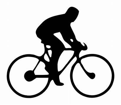 Bicycle Svg Rider Cyklista Cycling Wikipedia Wiktionary