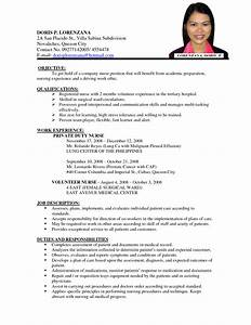 format resume examples format resume for job application With formal resume example