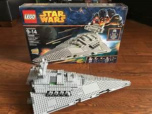 LEGO Star War Imperial Star Destroyer Kids Building ...