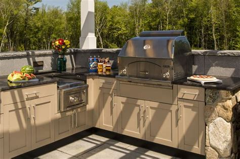 bq kitchen cabinets danver stainless steel cabinetry ii outdoor pizza ovens 1775