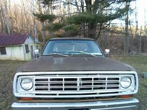 1974 Dodge Power Wagon W100 4x4