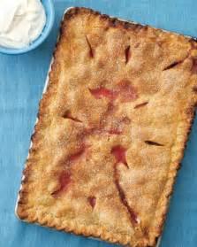 Martha Stewart Strawberry Rhubarb Pie Recipe