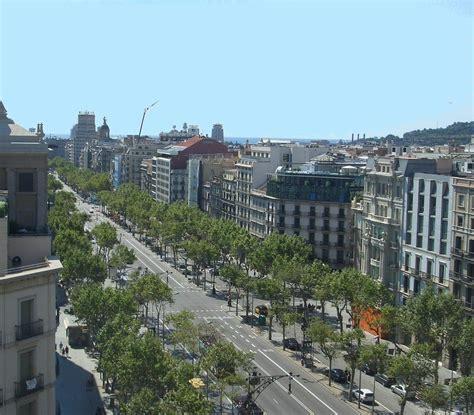 chambre d hote barcelone centre paseo de gracia barcelone insolite