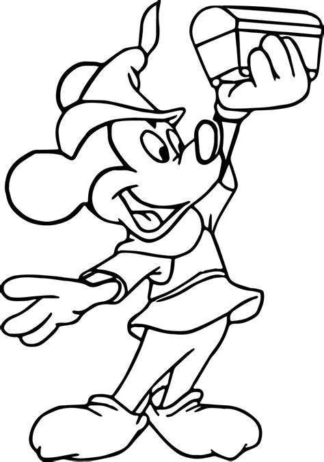 fun and fancy free mickey mouse coloring pages