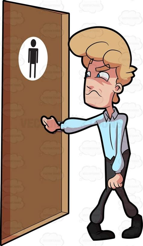 black man knocking  door clipart   cliparts