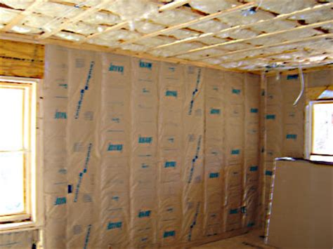 isolation des mur interieur l isolation des murs par l int 233 rieur astuces bricolage