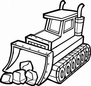 Dozer Drawing At Getdrawings