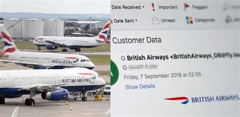 British Airways Fined £20 Million For Personal Data Breach ...