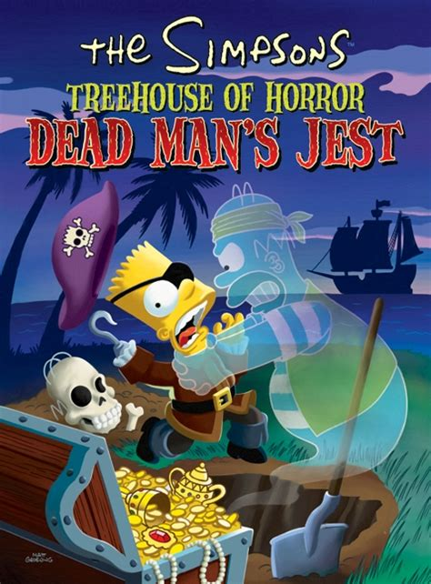 treehouse  horror dead mens jest   duckburg