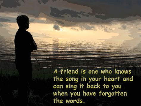 inspirational friendship quotes   friend