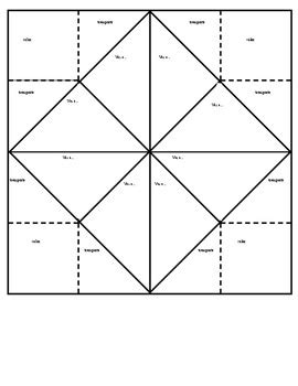 fortune teller template ir a fortune teller template by miss ruby tpt