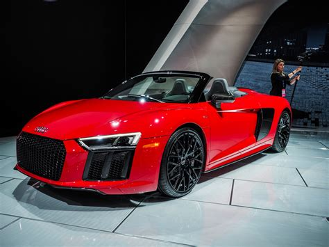Audi R8 Spyder -- The Last Of A