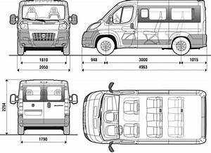 Fiat Ducato Dimensions Exterieures : fiat ducato blueprint airstream renova pinterest ~ Medecine-chirurgie-esthetiques.com Avis de Voitures