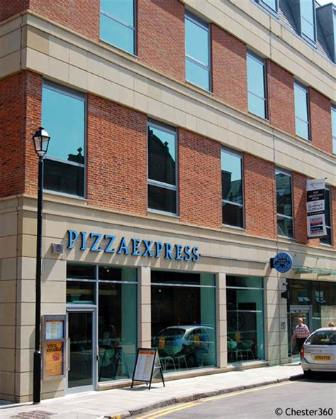 chester  pizza express chester restaurant reviews