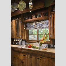 Best 25+ Rustic Cabin Kitchens Ideas On Pinterest Log