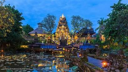 Bali Attractions Indonesia Tourist Visit Jakarta Attraction