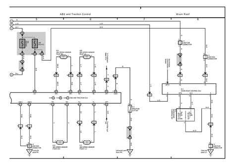 Lexu Rx300 Wiring by Repair Guides Overall Electrical Wiring Diagram 2000