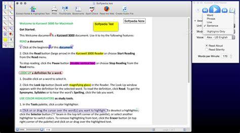 Download Kurzweil 3000 Mac 15.0.0