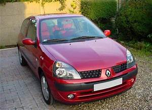 Clio Rouge : clio 2 phase 2 les coloris renault clio ~ Gottalentnigeria.com Avis de Voitures