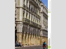 Bank Of Algeria, Algiers Editorial Stock Image Image