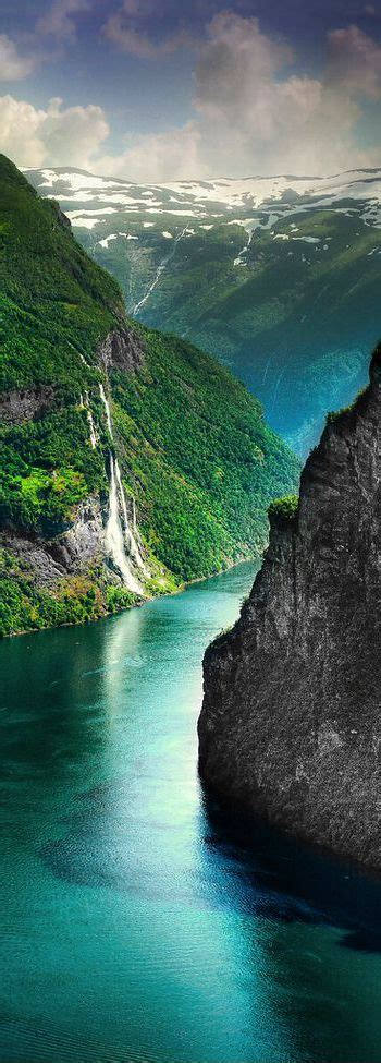 Fjord Norway Dreams Pinterest Beautiful Places