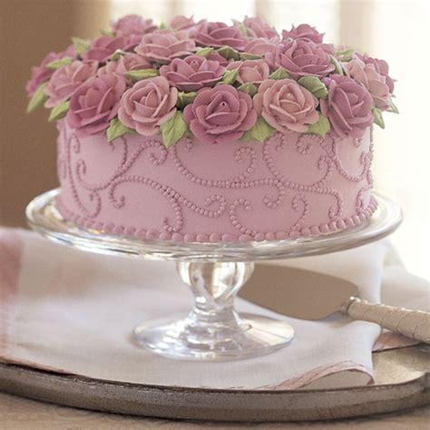 cake roses wilton brimming