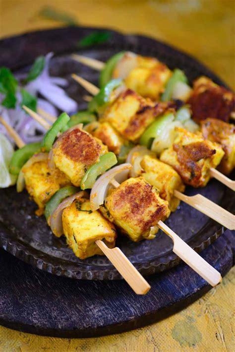 indian cuisine starters mango mint paneer tikka recipe indian cuisine starters