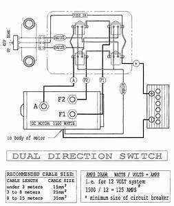 Mile Marker Atv Winch Wiring Diagram