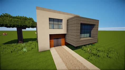 Minecraft Haus Bauen Tutorial  Grau  Weiß [german] Youtube
