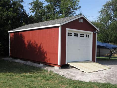 12x24 Carport by Better Built Barns Better Built Barns Portable Garages